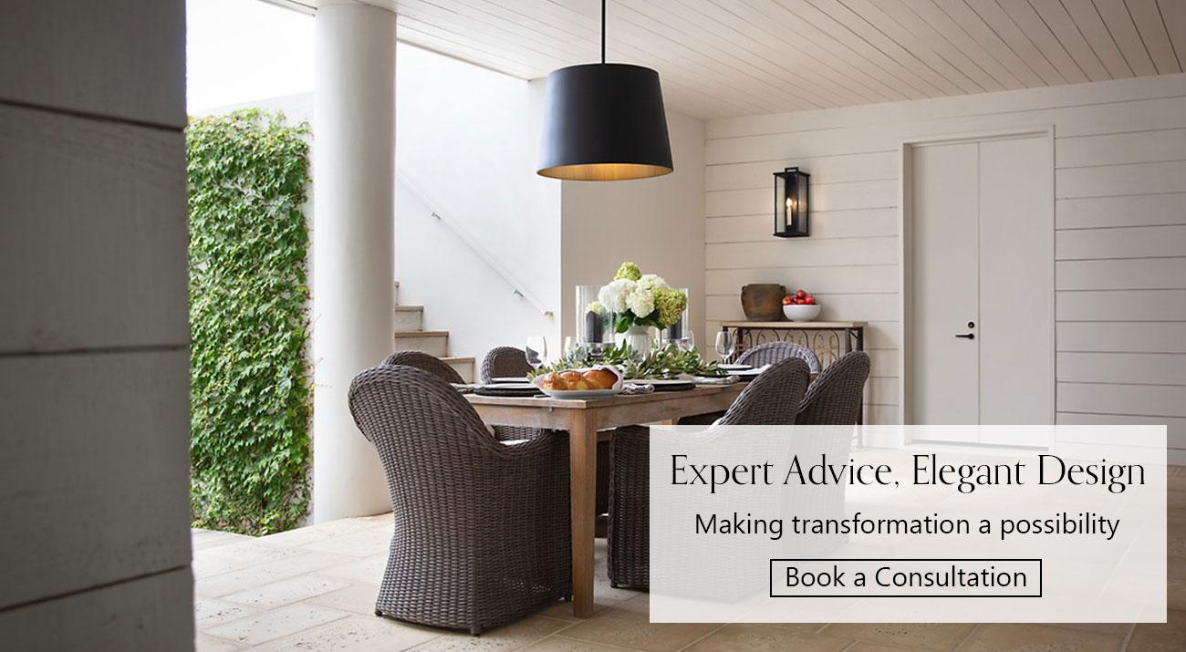 expert advice, elegant design